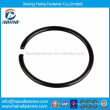 DIN9045 en acier à ressort verrouillant les circlips fil snap ring JIS B 2804 au meilleur prix