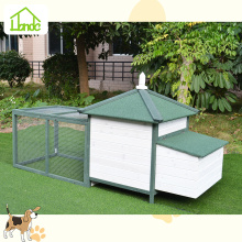 High quality durable chicken house with run