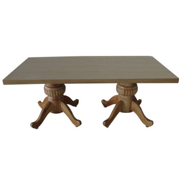 Dining Table for Hotel and Living Room table