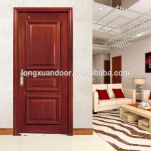 Porte extérieure extérieure moderne, porte, porte en bois