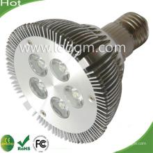 Aluminium-Legierung E27 PAR30 5W LED Lampe