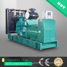 Price of 500kw AC synchronous generator diesel 625kva generator electric