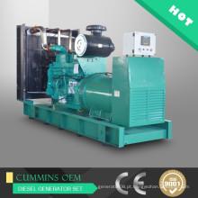 Preço do gerador síncrono diesel de 625kva do gerador síncrono da CA de 500kw elétrico