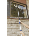 water fed pole window cleaning, shower squeegee long handle