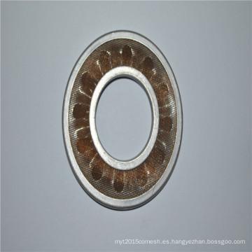 Filtro de acero inoxidable / botella de filtro de agua, cocina, baño