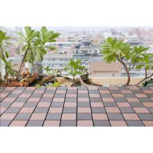 Деревянный пластичный составной decking / DIY сад / составной decking