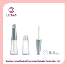 Pequeno frasco cosmético mini lip gloss recipientes vazios