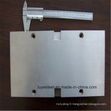 JIS H4600 Tr (P) 340c (H) Plaque de titane et plaques de plaque