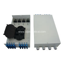 24 cores Wall Mounted  FTTH Terminal  Box​