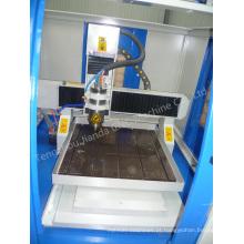 Máquina de molde 3D que mói a máquina de trituração do router do CNC