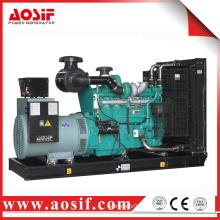 Diesel generator by dongfeng diesel engine