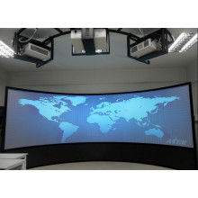 Simulator Multi-Channel Curved Projection Screen/Projector Screen