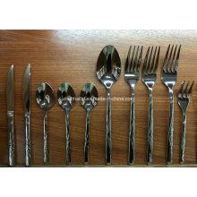Stainless Steel Tableware Set 130