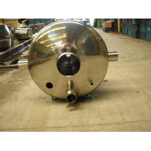 Stainless Steel Milk Receiver Tank