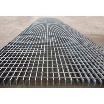 Stainless Steel, Low Carbon Steel-Steel Grating