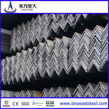 Acero angular galvanizado