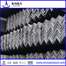 Angle d'acier galvanisé
