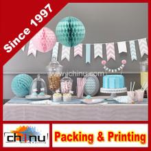 Ginger Ray Chevron Bunting pendurado decoração do partido (420026)