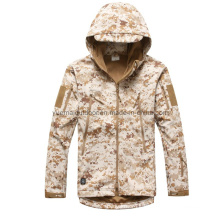 Army Desert Digital Camo Softshell Waterproof and Breathable