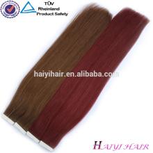 El pelo europeo barato más popular de la cinta de 26 pulgadas