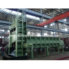 Heavy Hydraulic Scrap Metal Baling Shear