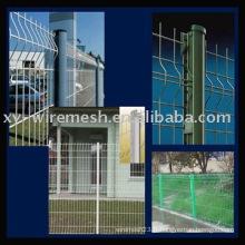 Nouvelle arrivée en PVC ou clôture en maille galvanisée