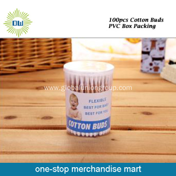 Wooden Stick Cotton Swabs