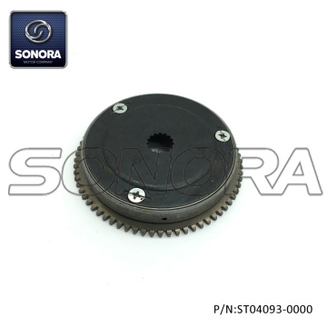 1E40QMA 2 STROKE ENGINE Embrayage de démarreur unidirectionnel (P / N: ST04093-0000) Pièces de rechange complètes de haute qualité