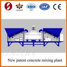 Nouvelle usine de dosage de béton mobile MD1200