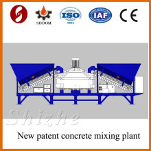 Brand New MD1200 mobile concrete batching plant