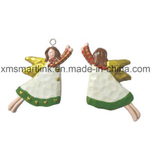 Sculpture Statue Angel Crafts Hanging Decoration