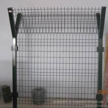 Valla de malla soldada con autógena de la exportación de la fábrica hecha en China