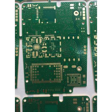 8-lager TG170 HDI ENIG PCB