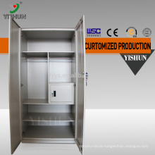 Office Steel Safe Cabinet Knock Down Steel File Storage Cabinet