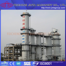 99,9% Alkohol / Ethanol Ausrüstung Cassava Produktion für Alkohol / Ethanol Ausrüstung
