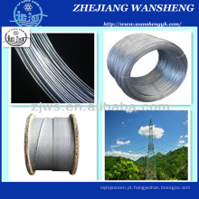 Ehs 1/4 '' Galvanized Steel Cable Stay Wire Guy Wire ASTM A475 Classe a