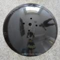 Cuchilla de disco con muesca scollaped de acero al carbono de 26 pulgadas