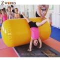 Inflatable home fitness equipment mini air track mat para la venta