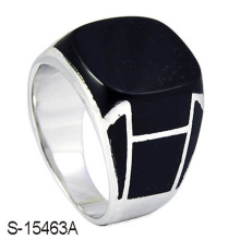 Nouveau Design 925 Sterling Silver Man Ring Bijoux