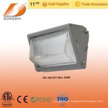 Luz de paquete de pared de luz al aire libre de bajo precio luz 6500K IP65