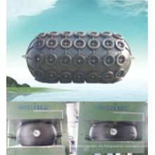 Guardabarros neumático flotante