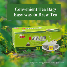 Organic certificated high mountain oolong tea slimming tea