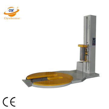 M Type Turntable Pra-Stretch Pallet Wrapper