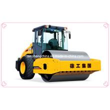 Rolo de estrada, compactador monocilíndrico de vibrador, compactador de rolo Xs182-1