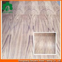 Contreplaqué en bois cru / simple de placage pour la décoration