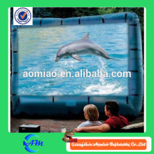 Hot Sale Outdoor Portable Inflatable Movie Screen