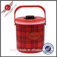 Boîte à lunch de conservation de la chaleur en plastique de 2 PCS-Lfs10022