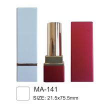 Étui à rouge à lèvres en aluminium cosmétique