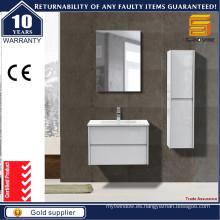 2016 gabinete caliente de la vanidad del cuarto de baño del MDF con el espejo