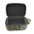 Manufacturer equipment hard zipper camouflage eva case for fishing gear